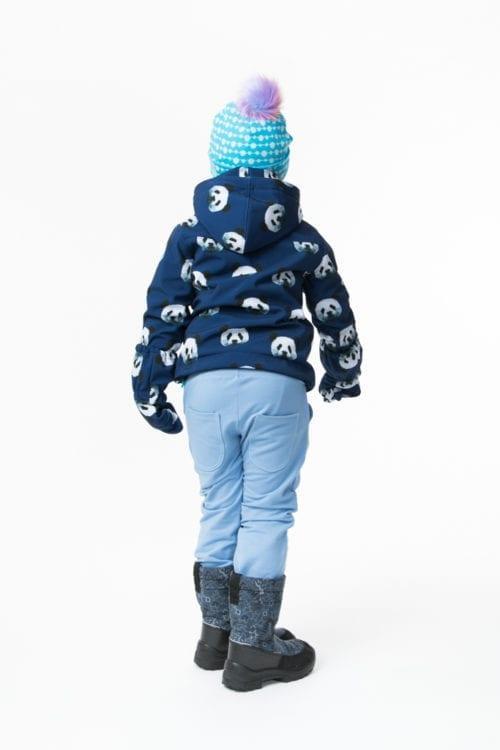 Snowman, Rukkaset, Merinovillapipo ja Merinovilla tuubihuivi