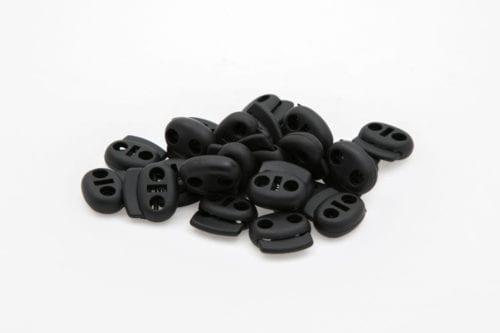 Nyöristoppari musta