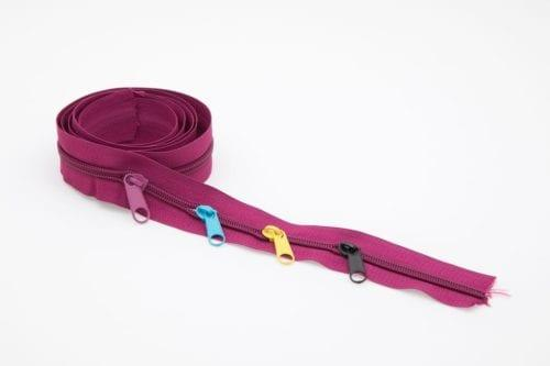 Metrivetoketju violetti