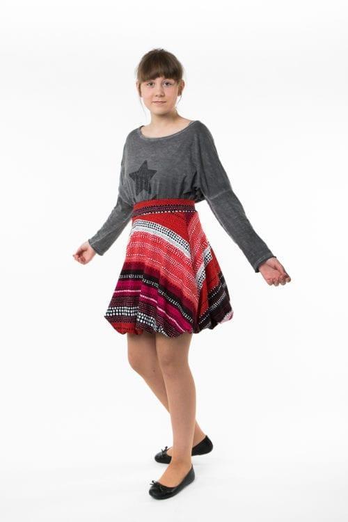 Löytyisikö jostain ohjetta/kaavaa taitoluistelupuvun/-hameen tekemiseen? 7-vuotias tyttäreni (koko n. 120 cm) harrastaa luistelua ja puvut ovat hurjan kalliita.